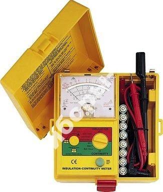 1832 IN - аналоговый мегаомметр